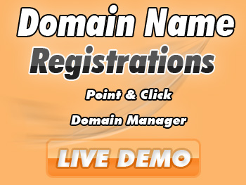 Low-priced domain name registration services